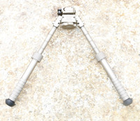 Wholesale Cnc Precision - CNC Making BT10-LW17 V8 Atlas 360 degrees Adjustable Precision Bipod With QD Mount With Markings In Tan