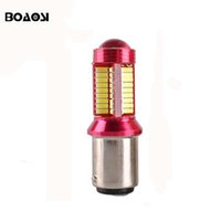 Wholesale P21w Cree Canbus - Super Bright 10W CREE Chips White Error Free 1156 BA15S P21W 4014 78smd Car Led Backup Reverse Lights Canbus bulb