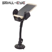 Wholesale Samsumg Phones - Wholesale- car SMALL-EYE Universal 360 Degree Rotation Car Windshield Suction Cup Car Mobile Phone Holder Mount Stand iphone 6 Samsumg 8183
