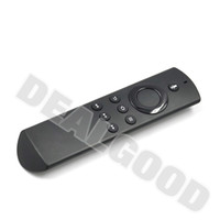 Wholesale remote control stick - DR49WK WK B Voice Remote Control for Amazon Fire TV Stick Media Streaming Player