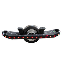 Wholesale Cool Wheels - No Tax New 10 Inch One Wheel Electric Skateboard Bluetooth Hoverboard Self Balance Electric Scooters Samsung Battery with Cool LED lights