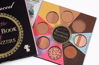 TF Lidschatten Palette DAS KLEINE SCHWARZE BUCH DER BRONZER Kleiderschrank Blush Cheek Highlighter Lidschatten Paletten Qualität