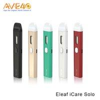 Wholesale Ic S - Eleaf Icare Solo Kit 320mAh with 1.1ml Atomizer Use IC 1.1Ohm Coil Head VS Eleaf iJust s Kit