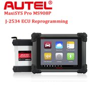 Wholesale Toyota Diagnostic Tool Price - Biggest Discount Lowest Price Original Autel MaxiSYS Pro MS908P Diagnostic System with WiFi BT Support Online ECU Programming