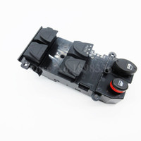 Wholesale honda power window resale online - 35750 SNV H52 SNVH52 High Quality New Master Electric Power Window Switch For Honda Civic