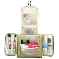 Wholesale Wholesale Beauty Supplies Products - Wholesale- Women's Men's Cosmetic Bag Case Beauty Product Makeup Organizer Toiletry Travel Storage Box Tools Accessories Supplies