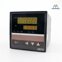 Wholesale Power Supply Temperature - Hot sale XMTA 9000 Panel size 96*96 switch power supply 85-265VAC LED display PID Temperature Regulator   XMT9000 temperature thermostat