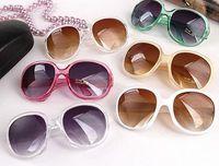 Wholesale Fashion Sunglasses Manufacturers - 2017 ms sunglasses joker sunglasses frame sunglasses girls one piece Multicolor frames manufacturers wholesale fashion sun