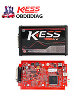 Red PCB Kess V2 V5.017 Master Euro EU Red PCB supporta la connessione in linea non Token Limited