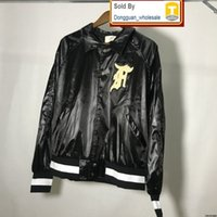 Wholesale Wide Breasted Woman - dongguan_wholesale FEAR OF GOD 1987 Collection Women Men Jacket JUSTIN BIEBER High street Clothes Clothing FOG Single Breasted Jackets Coats
