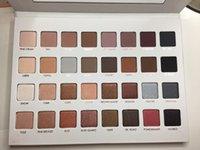 Wholesale lorac pro cosmetics palette resale online - Hottest Limited Edition Cosmetics Lorac Mega Pro Palette Eyeshadow Colors Eye Shadow Palette Makeup DHL free