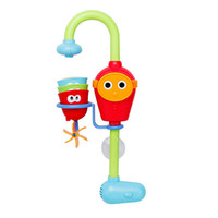Wholesale Electric Water Shower - children's faucet electric pumping water spray shower summer toys