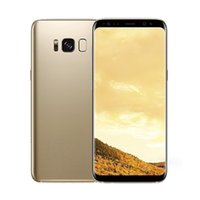 Wholesale Videos Free - Goophone S8+ S8 plus Clone phone quad core 1G ram 4G rom 5.8 inch Screen Show 64GB fake 4g lte Android Smartphone with free case