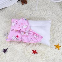 Wholesale Children Cushion Cover Cartoon - Pillow Set Comfortable Cotton Wrapping Cartoon Animal Pattern Soft Touch Lovely Pillowslip Healthy Practical Cushion Cover Hot 9xm J R