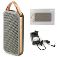 Wholesale Subwoofer Speaker Portable Mini - Newest Version BeoPlay A2 Bluetooth Speaker Wireless Speakers BANG and OLUFSEN B&O PLAY Mini Wallet Style vs mini 2,1, 3.0 JBL charge 2+