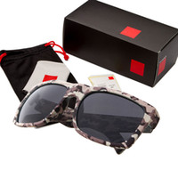Wholesale realtree camouflage - Brand Designer Sunglasses for Men and Women Realtree Camouflage Sport Sun Glasses Brand Designer Sunglasses A+++ quality eyewear