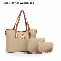 Wholesale Famous K - Maical koros M*k style designer handbags large capacity women tote handbags and purses 2017 famous brand M brand fashion women bags