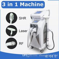 Wholesale Factory Price IPL SHR Skin Rejuvenation RF Face Body Lifting Equipment Laser Tattoo Removal Hair Removal