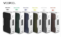 Wholesale Wholesale Fire Box - Voopoo DRAG 157W TC Box MOD W O Battery Fastest Fire Speed 157W VOOPOO Drag Mod Powered by Dual 18650 Batteries 100% Original