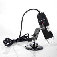Wholesale endoscope magnifier camera for sale - Set LED USB X Microscope Endoscope Magnifier Digital Video Camera Microscopio Free Shippnig