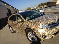 Wholesale Grass Film - Grass Camouflage Vinyl Wrap Camo Car Film Decal Car Wrapping Film For SUV Truck Jeep Graphic