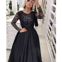 Wholesale Sequin Floor Length Prom Dress - New Real Photos Scoop Backless Ball Gown Floor-Length Evening Long Dresses With Appliqued Sequin Prom Gowns