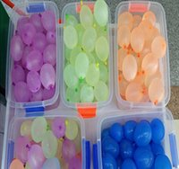 Wholesale Balloon Fight - 111pcs Bag Quickly Filling Magic Water-Filled Balloon Fight Kick Summer Toy Necessary Fetching Water War MOQ:20Set