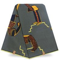 Wholesale Cheap Wax Print Fabric - tqd super wax hollandais fabrics 100% Cotton african ankara fabric 2017 cheap fabrics wholesale wax print fabric pagne africain
