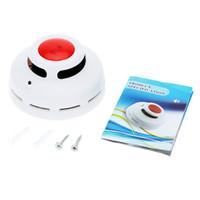 Wholesale Wholesale Carbon Monoxide Alarms - Home Security Stable Standalone Combination Carbon Monoxide Detector Test Gas Alarm Sensor High Sensitive CO & Smoke Detector