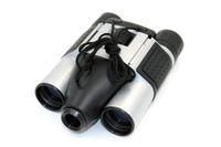 videokamera teleskopisch großhandel-BINOKULARE Kamera 5X Teleskopobjektiv Teleskopkamera Videorekorder BINOKULAR DVR Pinhole Kamera schwarz im Einzelhandel Dropshipping