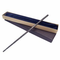 Emballage hp Pas Cher-Vente en gros - New Metal Core Sirius Black Magic Wand / HP Magical Wand / High Quality Gift Box Emballage