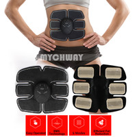Wholesale Exercise Training Belt - Abdominal Muscle Trainer Ab Toning Belt, Muscle Toner Toning Belt Ab Belts Core Training Gear Abs Exercise Machine Waist Trainer