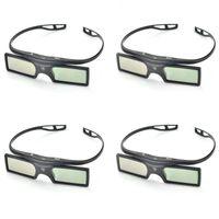 Wholesale Newest Acer - Wholesale- Newest G15-DLP 3D Active Shutter Glasses For Optoma Sharp LG Acer BenQ DLP-LINK DLP Link Projectors 3d Glasses