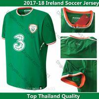 08300379cf1a 2017-18 Ireland Soccer Jerseys Republic of Ireland National Team Jerseys  2018 World Cup KEANE Daryl Home Away Customize Football Shirts. US ...
