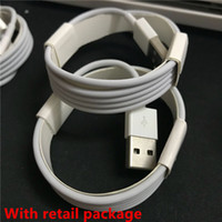 Wholesale Oem Cables - Micro USB Charger Cable A+++++ Quality OEM 1M 3Ft 2M 6FT Sync Data Cable Cords With Retail Box For Phone Samsung S6 S7 Edge Note 4 5 6 7