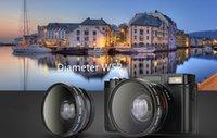 Wholesale Flip Camera Hd - 2017 Micro single digital camera screen flip camera beauty household SLR camera self timer special offer