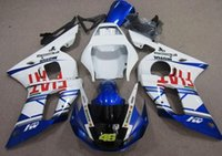 Novo ABS bike Kits de carenagem 100% para YAMAHA YZF-R6 98-02 YZF600 1998 1999 2000 2001 2002 carroçaria set style fiat
