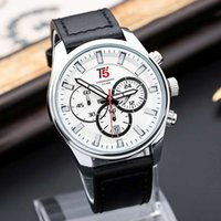 Wholesale top luxury watches brands list resale online - 2017 NEW LISTING Sports Mens Watches Big Dial Display Top Brand Luxury watch Quartz Watch Steel Band Fashion Wristwatches For Men