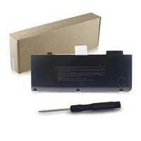 Wholesale Macbook Battery Mah - Wholesale- in stock! A1322 Good Quality Notebook Laptop Battery Fit For Macbook Pro Battery