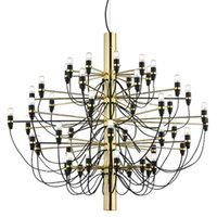 Wholesale Chandelier Modern Designer Bulbs Pendant Lamp Chandelier Pendant Lights for Living Room Dinning Room Decor gino sarfatti