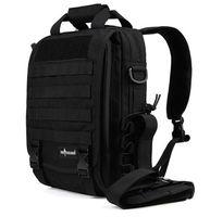 Wholesale Military Shoulder Bags For Men - Outdoor Sport Tactical Military Backpack For Men Camping Hiking Travel Backpack 14 Inch Laptop Bag Single Shoulder