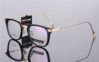 Wholesale Men Work Bags - New fashion women Men acetate optical frames myopia glasses frames for prescription 9163