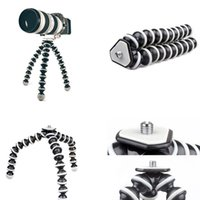50pcs Grande taille Flexible Octopus Bubble Tripod Holder pour appareil photo numérique DSLR Compact Free DHL FEDEX Shipping 0001