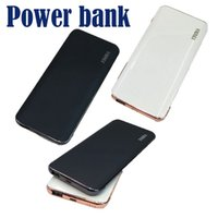 Wholesale Banking Book - Powerbank 20000mah Ultra-thin Slim Power Bank Phone Charger Portable External Battery Polymer Book for iPhone 7 mobile phone Tablet PC