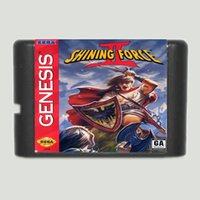 Wholesale Drive Force - Hot Sale Shining Force 2 16 Bit Game Cart Newest Game Cartridge For Sega Mega Drive   Genesis System