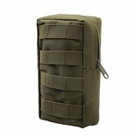 Wholesale Mechanics Tools - 21X11.5cm NEW Multi-Purpose Tactical MOLLE EDC 600D Nylon Utility Gadget Pouch Tools Waist Bags Outdoor Pack