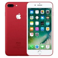 Wholesale Apple Video Iphone - 2017 100% Original Apple iPhone 7  7 plus ios10 Quad Core 2GB RAM 32GB 128GB 256GB ROM 12.0MP 4K Video 4G Mobile phone
