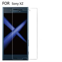 For Sony For Xperia Z2 Tempered Glass SONY Z5 Compact Top Quality Tempered Glass Screen Protector for SONY C5 C4 plus 0.26MM 2.5D with retail box
