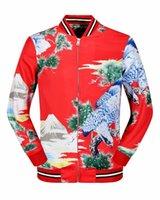 Wholesale G Double Neck - 17Spring and fall fidgety, hyperactivity brand double G,new good men's sports jacket, coat, men's casual fashion, thin windbreaker, zipper j