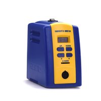 Wholesale Solders Station - Hot Sale compatible Hakko FX-951 Soldering Station 75W 110V with sleeping function, FX9501 Soldering Iron and Soldering Iron Holder